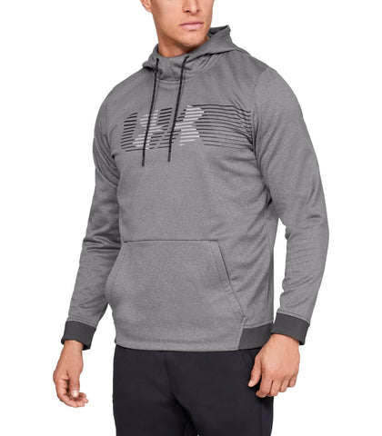 Under Armour Armour Fleece Spectrum Po Hoodie Grey
