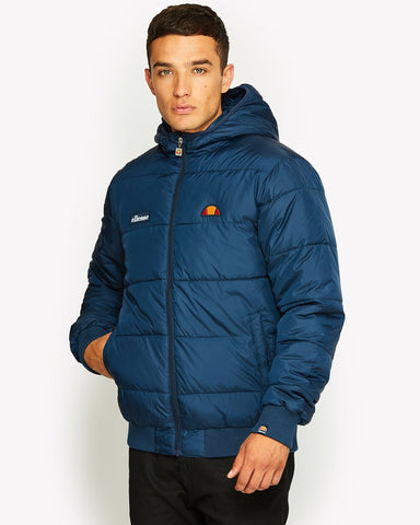 Ellesse Heritage Corvara Full Zip Jacket Dress Blues