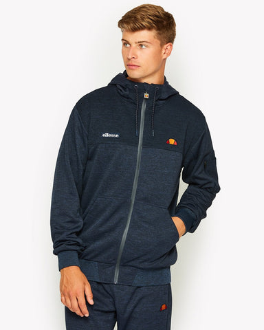 Ellesse Heritage Corsina Oh Full Zip Jacket Dress Blue Marl