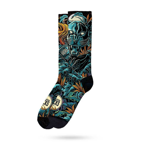 American Socks Signature Savage Panther