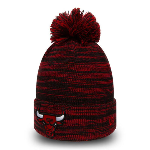 New Era Zimná Čiapka NBA Marl Knit Chicago Bulls