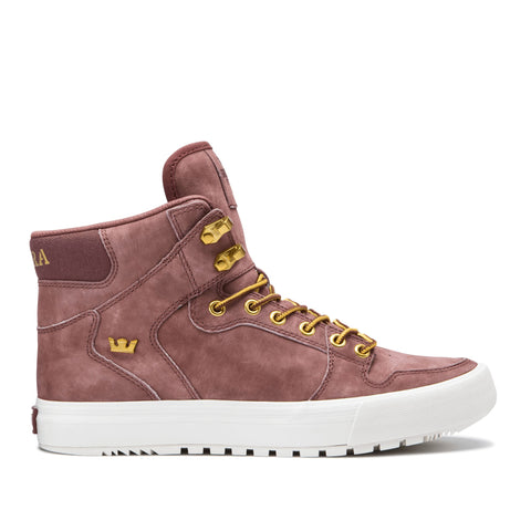 Supra Footwear Vaider Cold Weather Chestnut-Bone-M