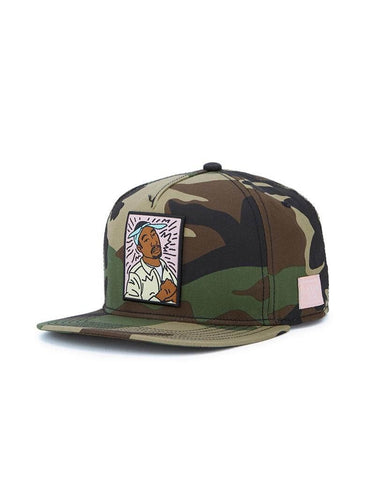 Cayler & Sons C&S Wl King Lines Cap Camo/Mc