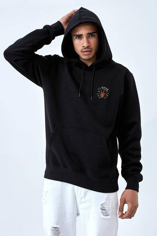 Cayler & Sons White Label C&S Wl King Lines Hoody Black/Mc