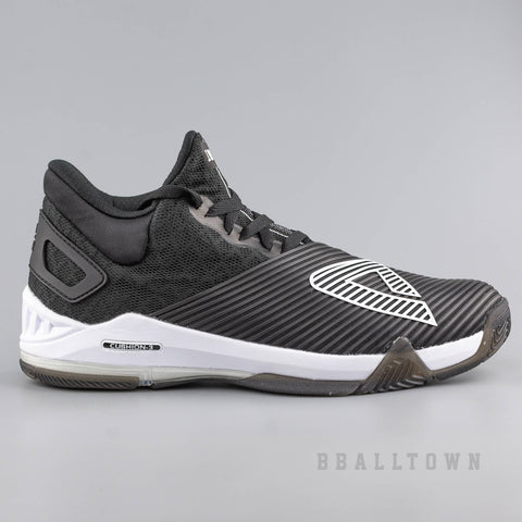 Peak Basketball Shoes GH3 Big Triangle Im Back Black