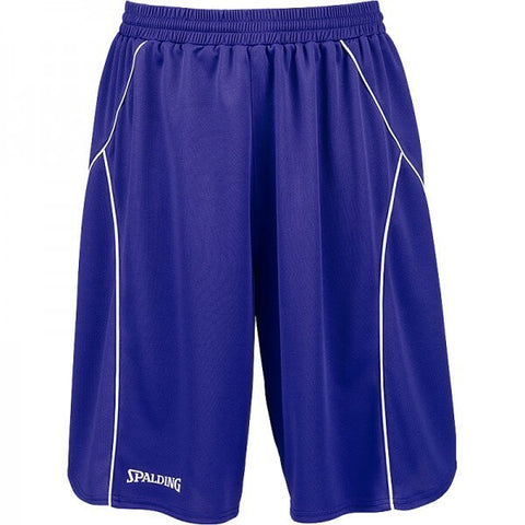 Spalding Crossover Shorts  Royal Blue/White