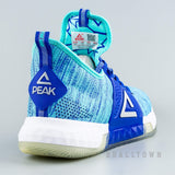 Peak Basketball Shoes Dwight Howard DH3 Low Blue