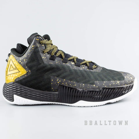 Peak Basketball Shoes Lou Williams Lighting Ecs Black