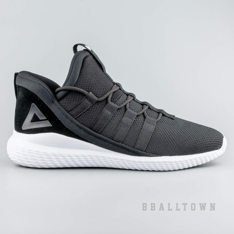Peak Basketball Shoes Tony Parkerr TP9 Casual Black