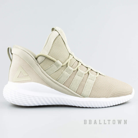 Peak Basketball Shoes Tony Parkerr TP9 Casual Grey