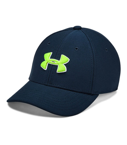 Under Armour Boy'S Blitzing 3.0 Cap Nvy