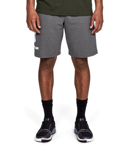 Under Armour Sportstyle Cotton Graphic Short Gry