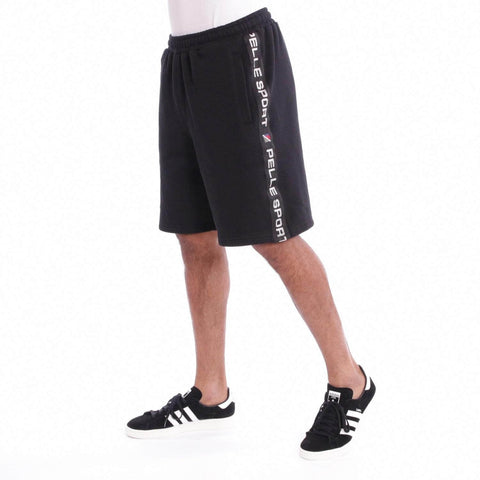 Pelle Pelle Vintage Sports Sweatshort Black