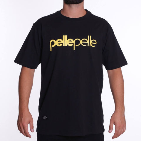 Pelle Pelle Corporate Dots T-Shirt Black