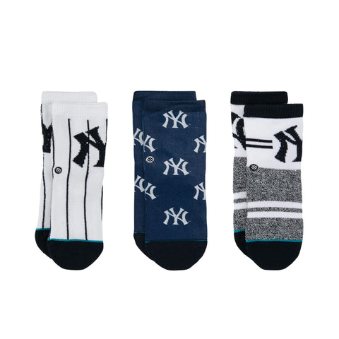 Stance Yankees Toddler Multi (3 To 4 Yr.)