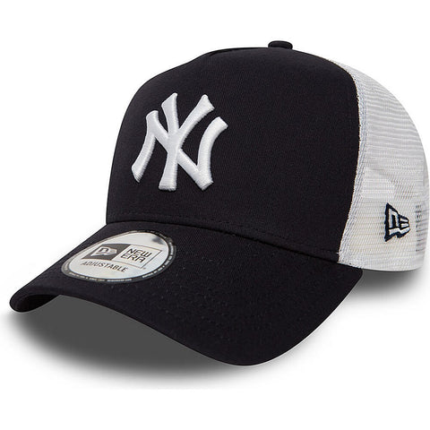 New Era MLB Šiltovka Clean Trucker 2 New York Yankees Navy