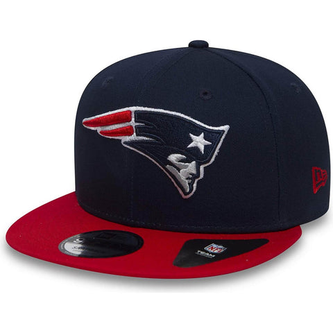 New Era Šiltovka 950 NFL Contrast Team New England Patriots Navy