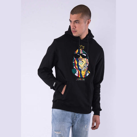 Cayler & Sons White Label Crowned Hoody Black/Mc