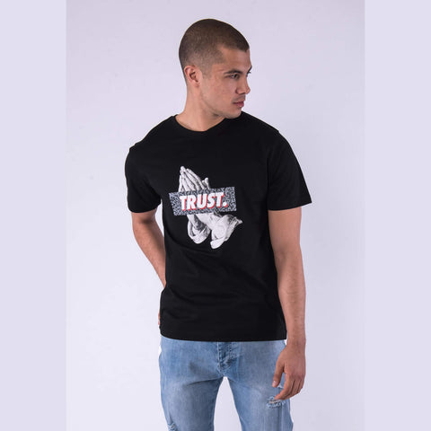 Cayler & Sons White Label Jay Trust Tee Black/Grey