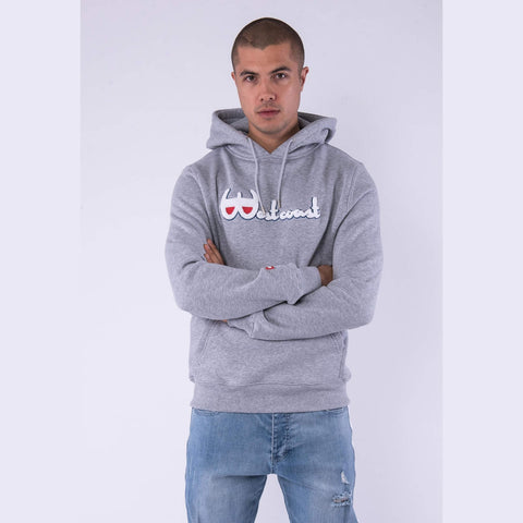 Cayler & Sons White Label Westcoast Hoody Htr Grey/Mc