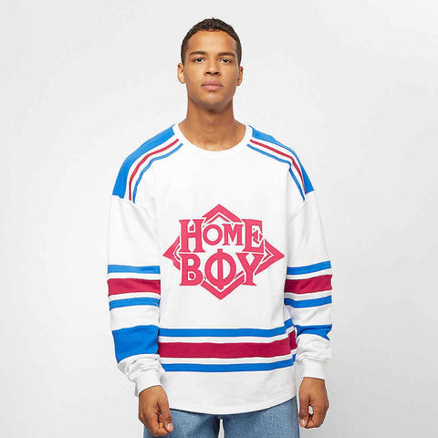 Homeboy Predators Sweat White