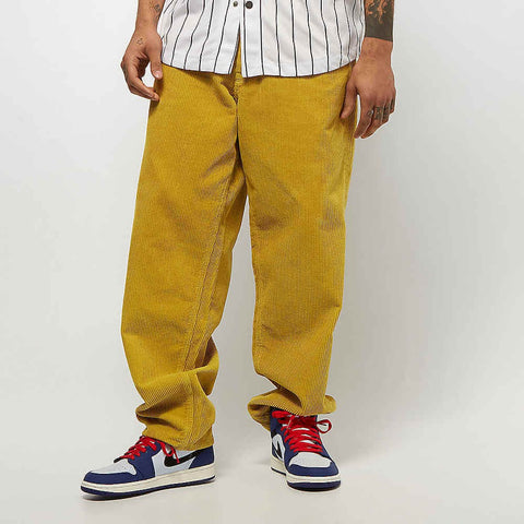 Homeboy X-Tra Baggy Cord Yellow