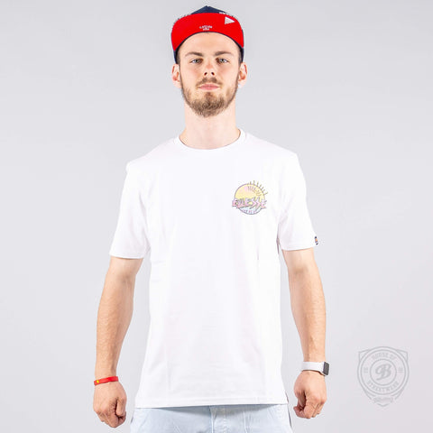 Ellesse Heritage Great White T-Shirt White