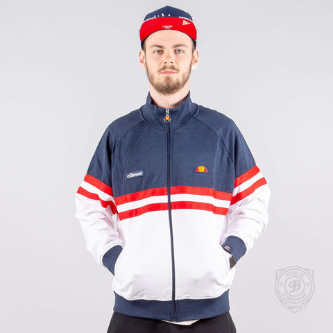 Ellesse Rimini Poly Jacket White