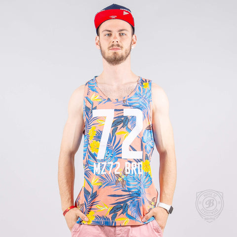Mz72 Tank-Pinapple Tank Top Papaye