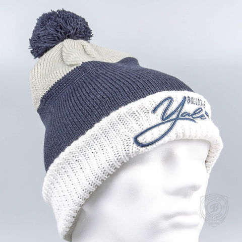 47 Brand Yale Bulldogs Gray/Black/White