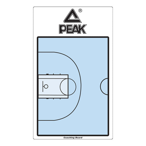 Peak Basketball Coaching Board (40X24 Cm)