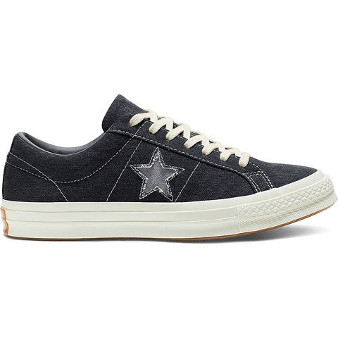 Converse One Star Ox Black/Mason/Egret