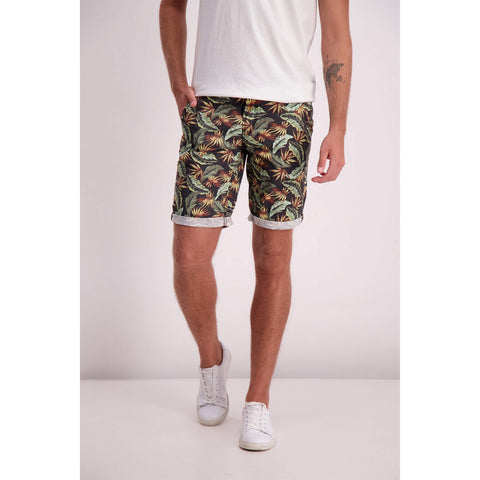 Shine Original Braxton Chino Shorts Jungle Black