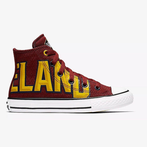Converse Kids Chuck Taylor All Star Cleveland Cavaliers Hi