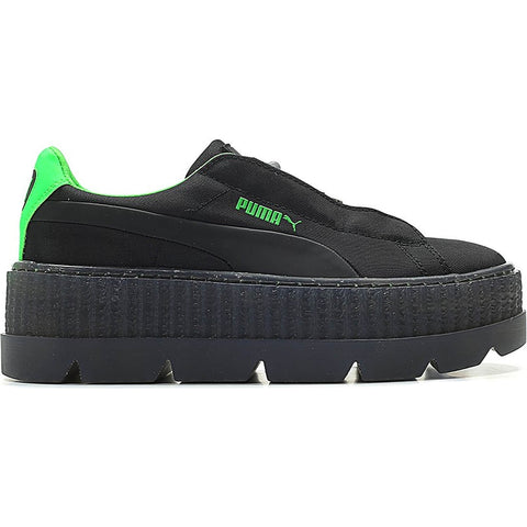 Puma Wmns Cleated Creeper Surf Fenty By Rihanna Black / Green
