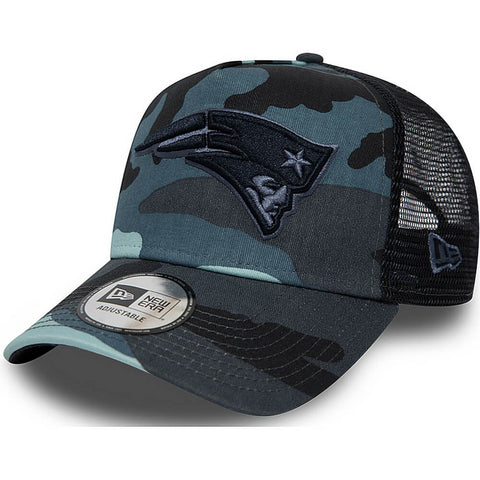New Era Šiltovka 940 Af Trucker Nfl Camo Essential New England Patriots