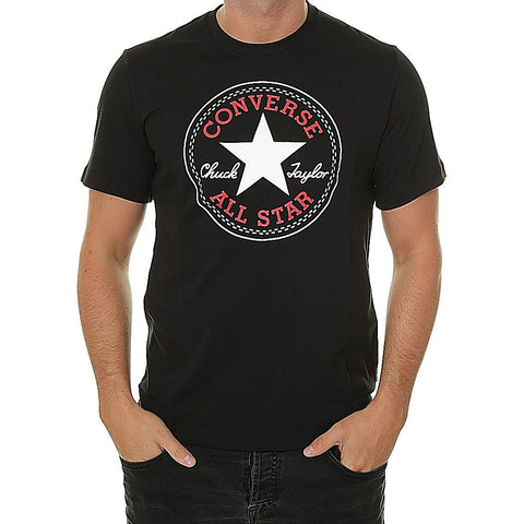Converse Chuck Patch Tee Black