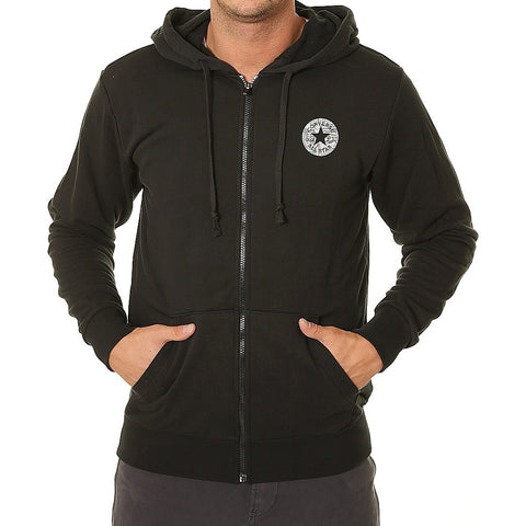 Converse Chuck Patch Graph. Fz Hoodie Black