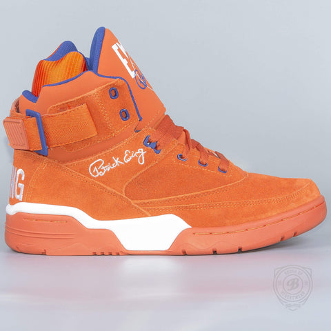 Ewing Athletics 33Hi Og ''Mecca'' Orange Suede