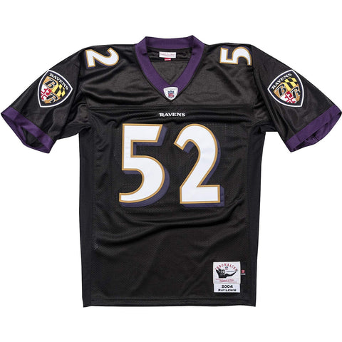 Mitchell & Ness Legacy Jersey Baltimore Ravens - Ray Lewis Black