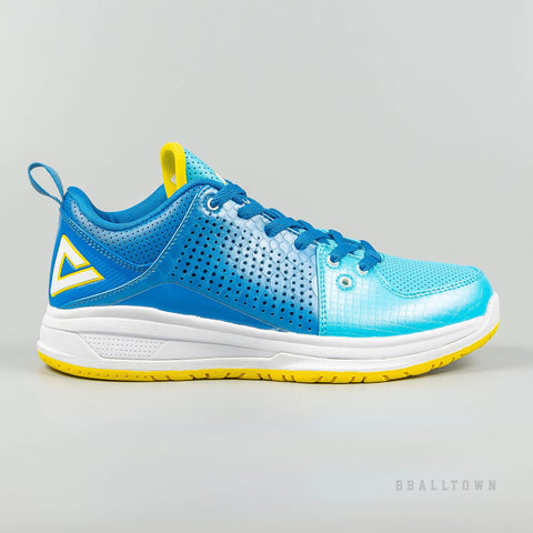 Peak Basketball Shoes Kids Blue/Blue