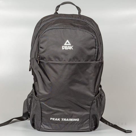 Peak Training Backpack Black