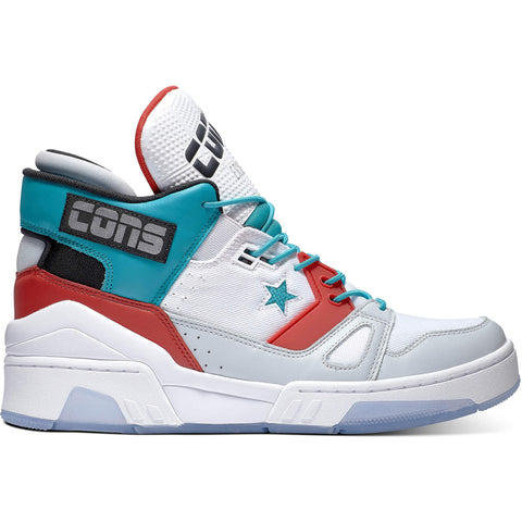 Converse Erx 260 Space Racer White/Turbo Green/Enamel Red