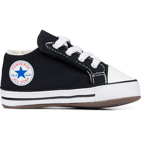 Converse Chuck Taylor All Star Cribster Canvas Color Black/Natural Ivory/White
