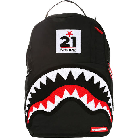 Sprayground Shore 21 Chenille Backpack