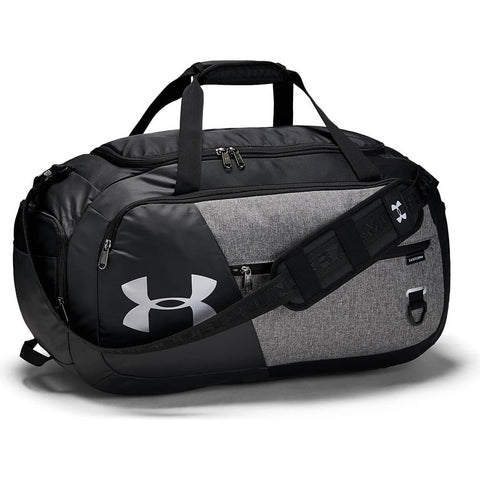 Under Armour Undeniable 4.0 Medium Graphite Medium Heather / Black