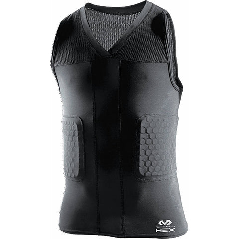Mcdavid Hex Protection Tank Shirt 3-Pad [7962] Black