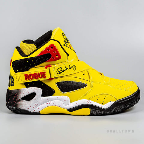 Ewing Athletics Rogue Blazing Yellow/Black/Red