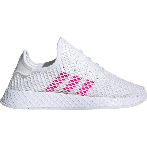 Adidas Originals Deerupt Runner J White/Pink