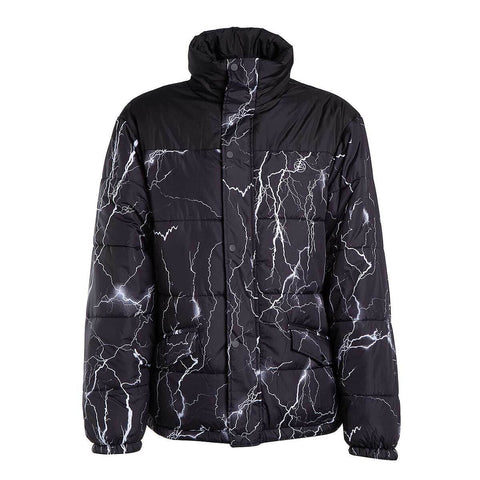 K1X Blitz Rev Puff Jacket Black